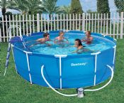Bestway 12ft x 48in Steel Pro Frame Garden Pool
